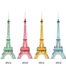 DIY Model toys 3D Wooden Puzzle-Little paris tower Wooden Kits Educational Puzzle Game Assembling Toys Gift for Kids Adult P9 цены онлайн