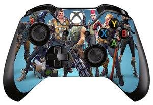 Image 1 - 1Pcสติกเกอร์ผิวสำหรับMicrosoft Xbox One Game Controller Gamepadสติกเกอร์สำหรับXbox One Controllerไวนิล