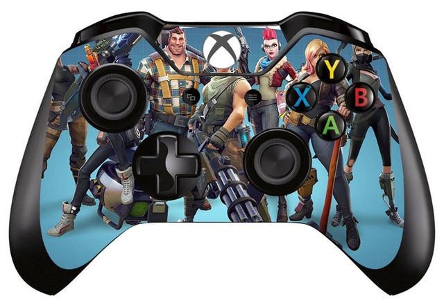 1Pcสติกเกอร์ผิวสำหรับMicrosoft Xbox One Game Controller Gamepadสติกเกอร์สำหรับXbox One Controllerไวนิล