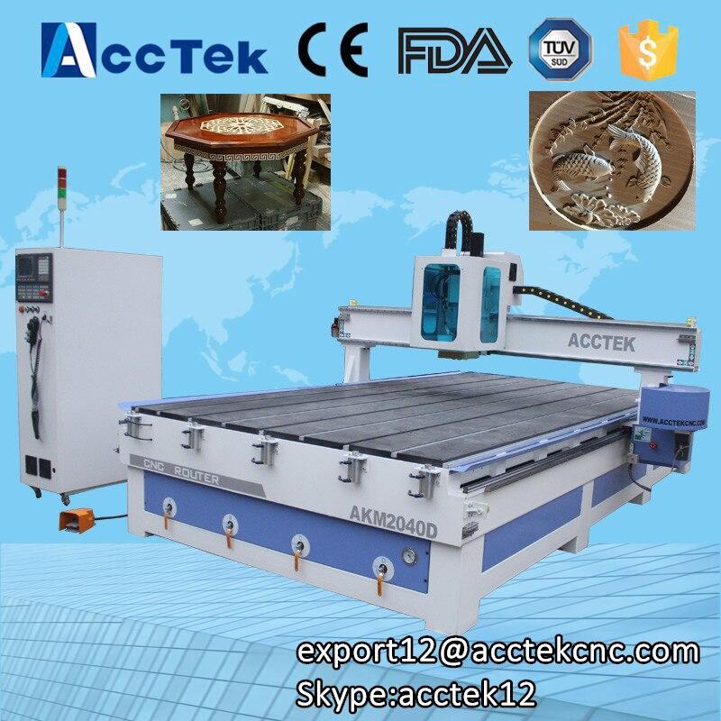 AKM2040D 2040 Italy HSD Atc Spindle Cnc Router, Cnc Wood Machine, Atc Cnc Machine