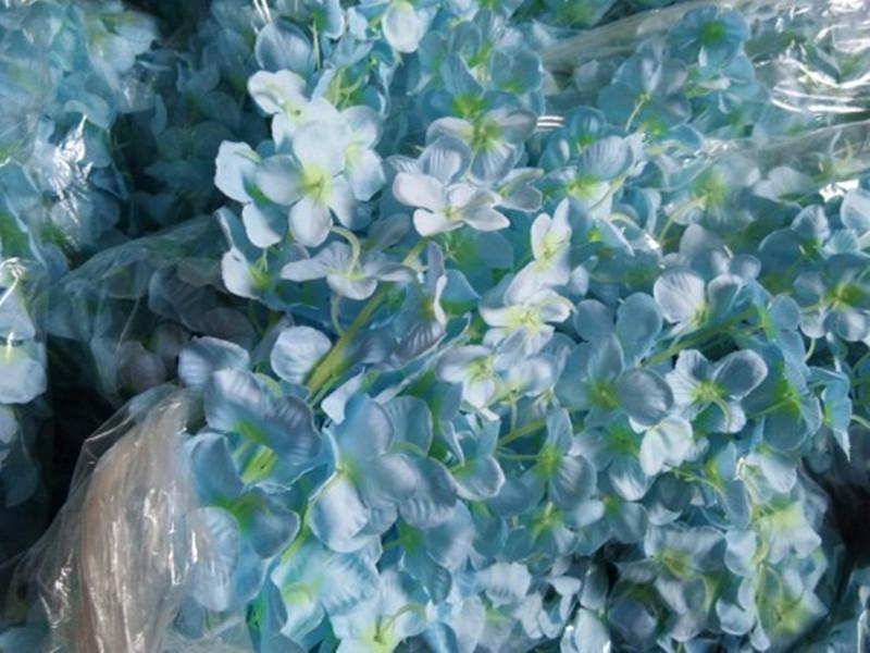 seda artificial wisteria videira hortênsia rattan para