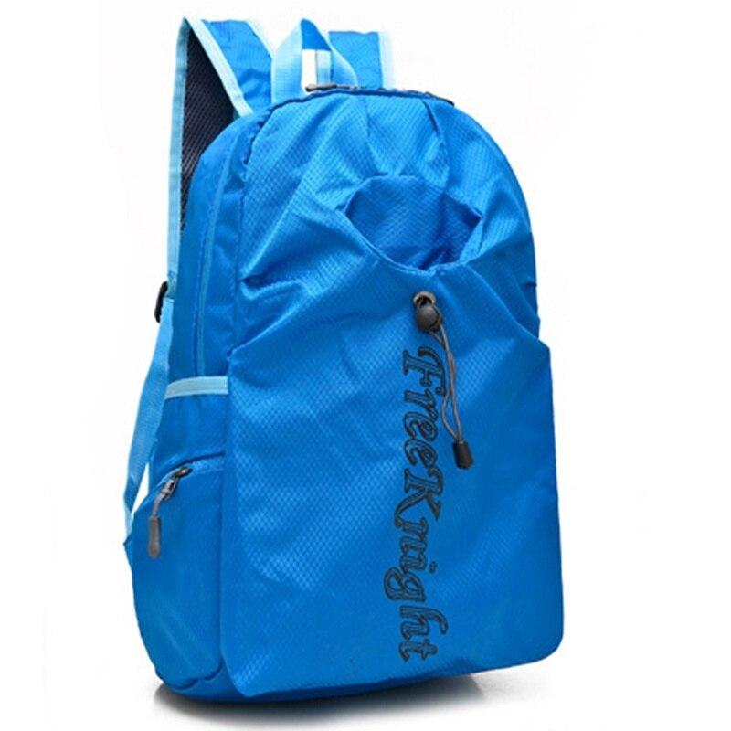 40L sac de Sport en Nylon imperméable unisexe sacs à dos pliants femmes en plein air escalade sac à dos alpinisme randonnée sacs à dos 8 couleurs