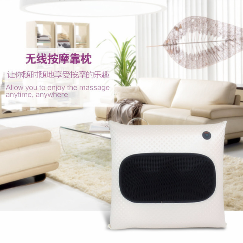 New Pattern Vehicle Household Back Charging Type Organ More Function Neck Waist Massage Cushion mock neck allover pattern dress