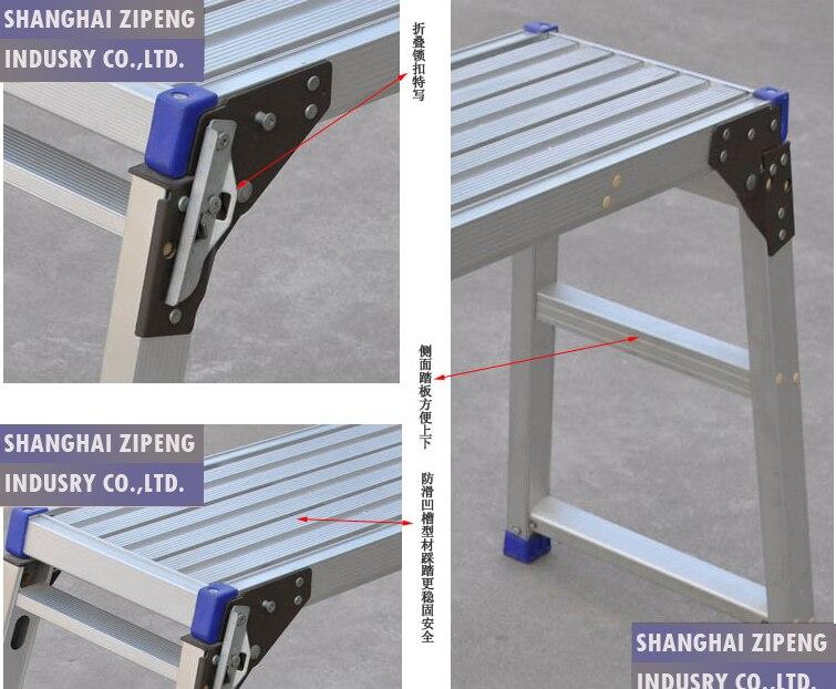 Lega di alluminio a scomparsa autolavaggio tavolo da lavoro
