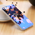 i6 6S Plus Blue Light Cases Amazing Scenery Pattern Skin TPU Case For iPhone 6S Plus 6 Plus Slim Soft Clear Back Cover Capa
