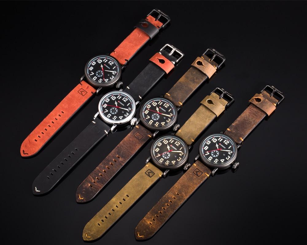 HTB1eVi0brZnBKNjSZFhq6A.oXXa1 Men Watch Brand CURREN Fashion Big Digital Dial Male Wristwatch Casual Calendar Quartz Leather Clock Montre Homme Reloj Hombre