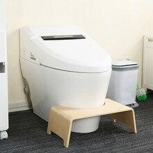 Kwalifikowany Squatty łazienka składany przenośny stołek stołek do toalety krok podnóżek stosy pomoc bezpieczeństwa składany stołek dla dzieci