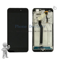 5 0 Touch Screen Digitizer Glass LCD Display Assembly Frame Cover For Xiaomi Redmi 5A Hongmi