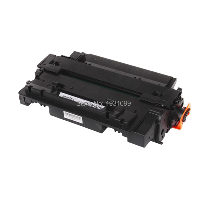 CE255A 255A Toner cartridge for HP P3010 3010 P3015 3015 P3016 3016 for Canon LBP6750DN 6750 printers