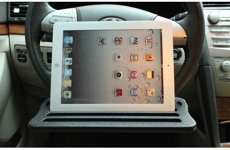 Autó iPad tartóállvány tartó Telefon állvány tartó - Autó belső kiegészítők - Fénykép 5
