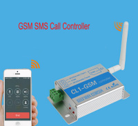 Smart Home Automation Gsm Switch Relay Controller Sms Call Remote Controller Light Water Pump Motor Generator