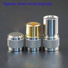 30pcs/lot  5W NJ Instrument Test Connectors N Type Interface Short Circuit Calibration