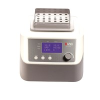 Thermo Mix With Heating, Cooling DLab HC 110 Pro Digital Dry Bath Dragon Lab Brand Constant Temperature Metal Bath