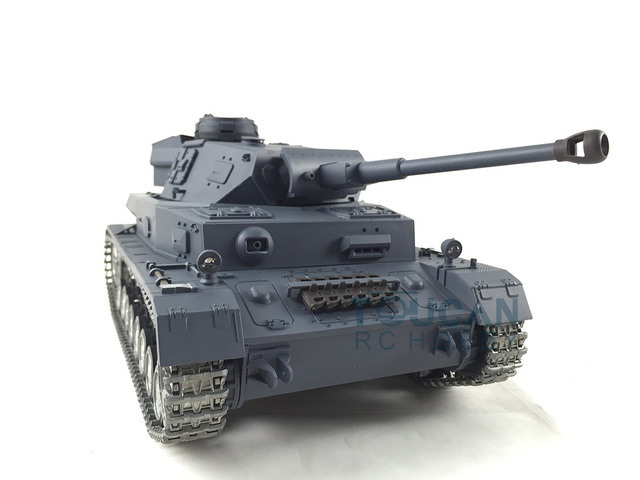 HengLong 1/16 Scale German Panzer IV F2 RC Tank Model Metal Tracks Wheels  360 Degrees Turret 3859-in RC Tanks from Toys & Hobbies on Aliexpress com |