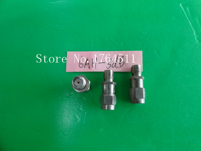 [BELLA] INMET 6AH-3dB DC-6GHz Att:3dB P:2W SMA Coaxial Fixed Attenuator  --5PCS/LOT