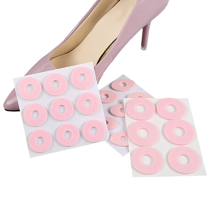 Shoe Insert Pad Cushion Corn Plasters Foot Callus Cushions Toe Protection Pain Relief Pads Heels Protector 6pcs/set