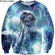 PLstar Cosmos Cameron Gray Harajuku Character Man Women Top Sweatshirt new style fashion hoodies tops Plus size S-5XL drop ship