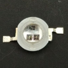 3W high power infrared diode infrared led 850nm IR lamp Built-In 3PCS 40mil chips package 120 degrees 1400mA(China)