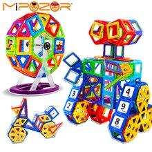Juego de Construcción | Juguete magnético para niños con 180 Piezas
