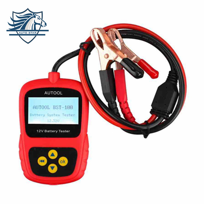 Auto Battery Tester Product : Flash sale oringinal car battery tester autool bst