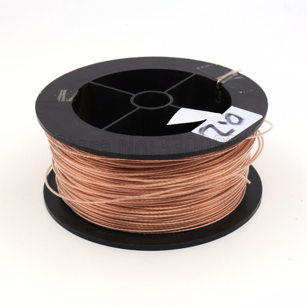 Do It Yourself Home Design: 10 Meter 0.2 Square Copper Wire Pure Headphone Cable DIY