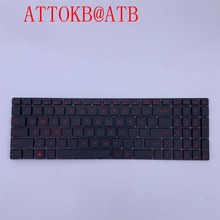 Laptop Keyboard Backlight G551 N551 Asus with English-For-Asus New