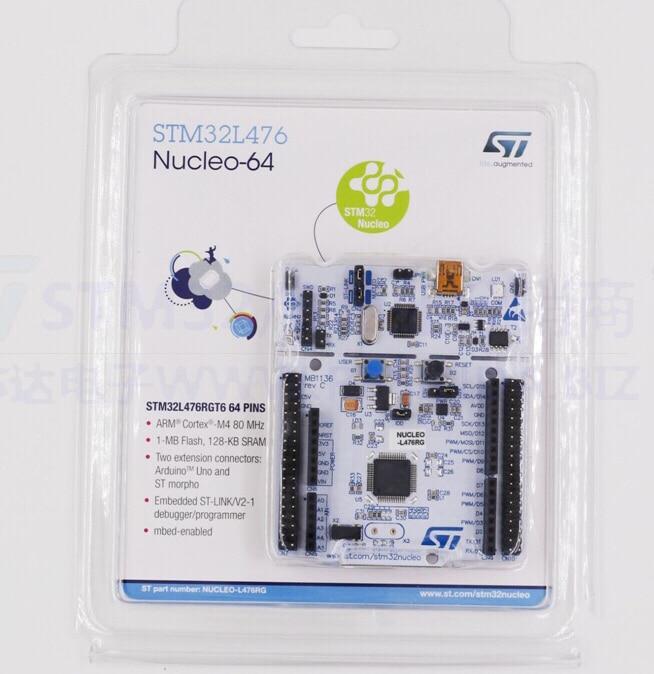 1PCS~5PCS/LOT  NUCLEO-L476RG  NUCLEO-64  STM32L476  Development Board