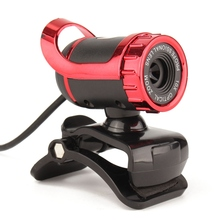 HD 12M Pixels High Definition USB Webcamera CMOS Rotatable Webcams Web Camera With Microphone Mic for Computer PC Laptop