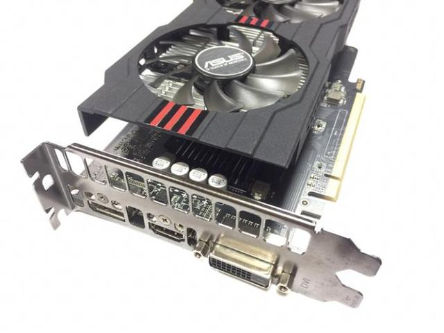 Used original For Asus RX560 4G Graphics Cards 128Bit GDDR5 PCI Express 3.0 16X AMD Radeon RX 560 4G Graphics 2