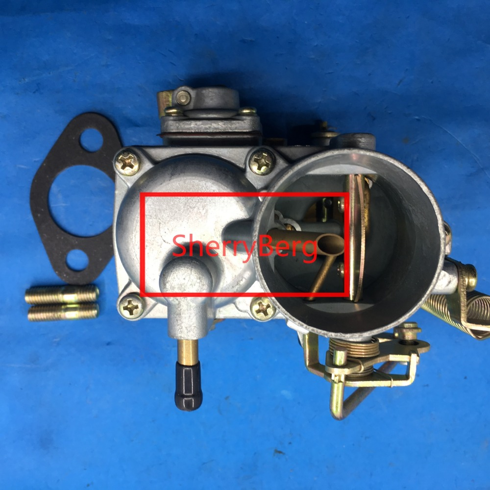 30 PICT for VW Beetle Single Port 1960 - 1998 T carburetor  vegarser 113129027BR carburettor carby vergaser  carb  free shipping new carburetor for vw volkswagen beetle ghia transporter 34pict