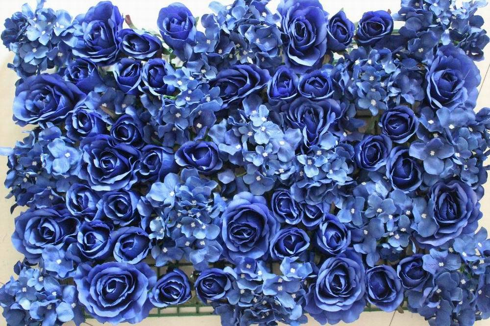 Dark Blue Wedding Decorations