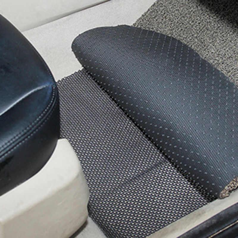 150*50 см Автомобильный багажник Противоскользящий ПВХ мягкий Поролоновый коврик автомобильный ботинок сетчатая юбка коврик