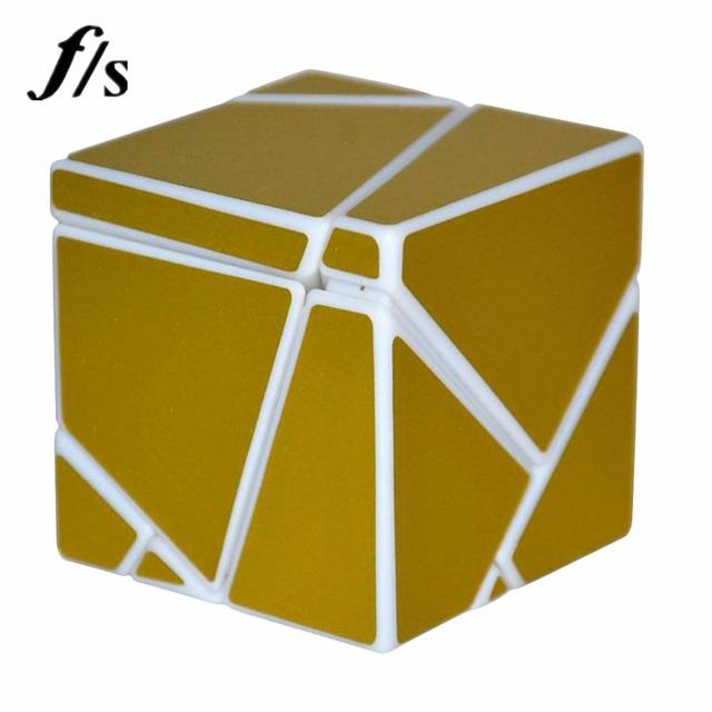Fangshi F/S 2x2x2 Velocidad Cubo Cubos Mágicos Fantasma Rompecabezas Juguetes Educativos Para Niños de Los Niños