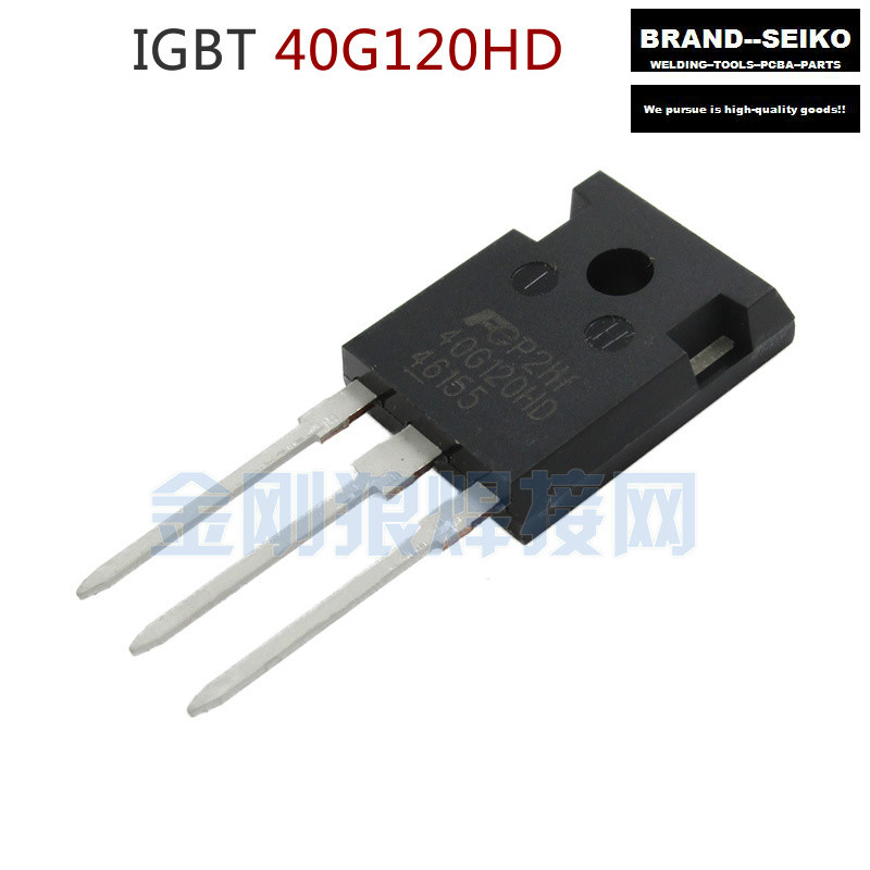10PCS/LOT 40 g120hd IGBT inverter welding machine accessories commonly used single pipe