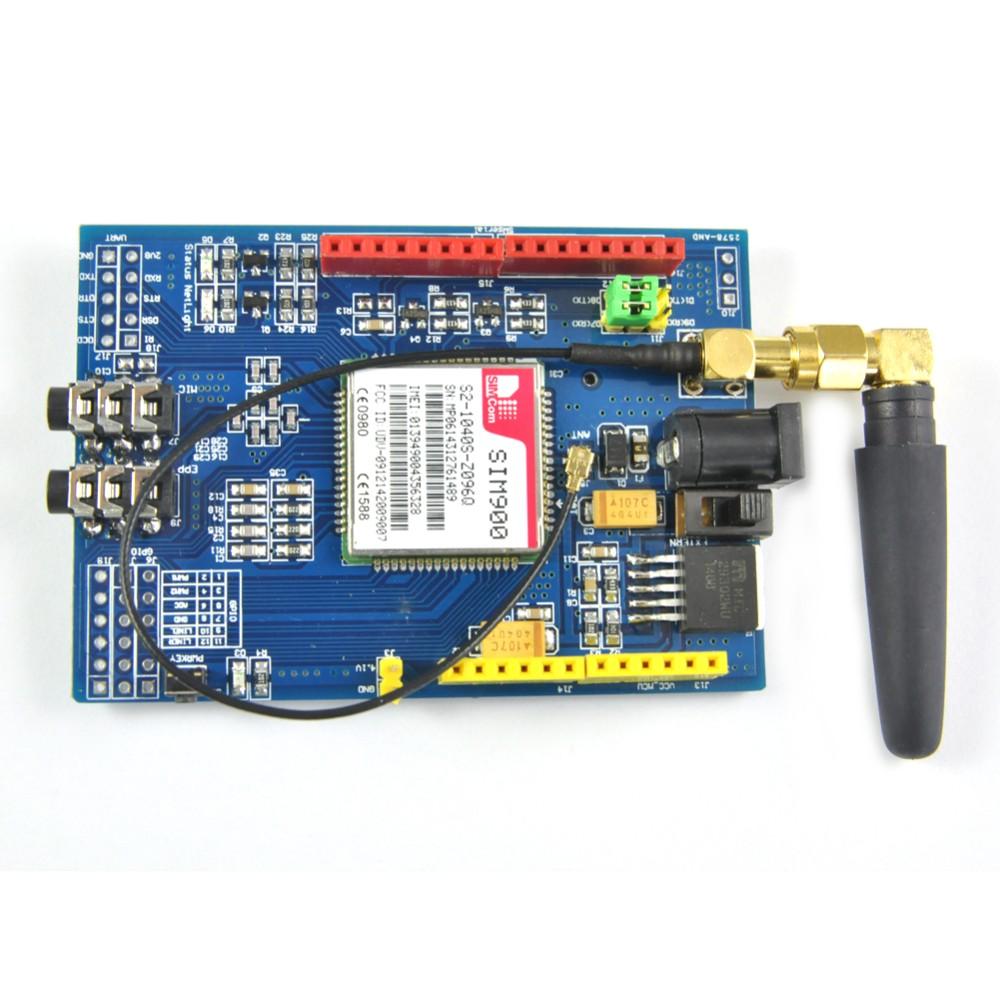 FZ1213-sim900 gps module (2)
