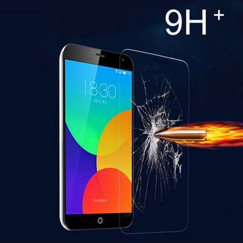2 5D 9H Tempered Glass Screen Protector For Meizu M3 Note M1 M2 Note M2 mini