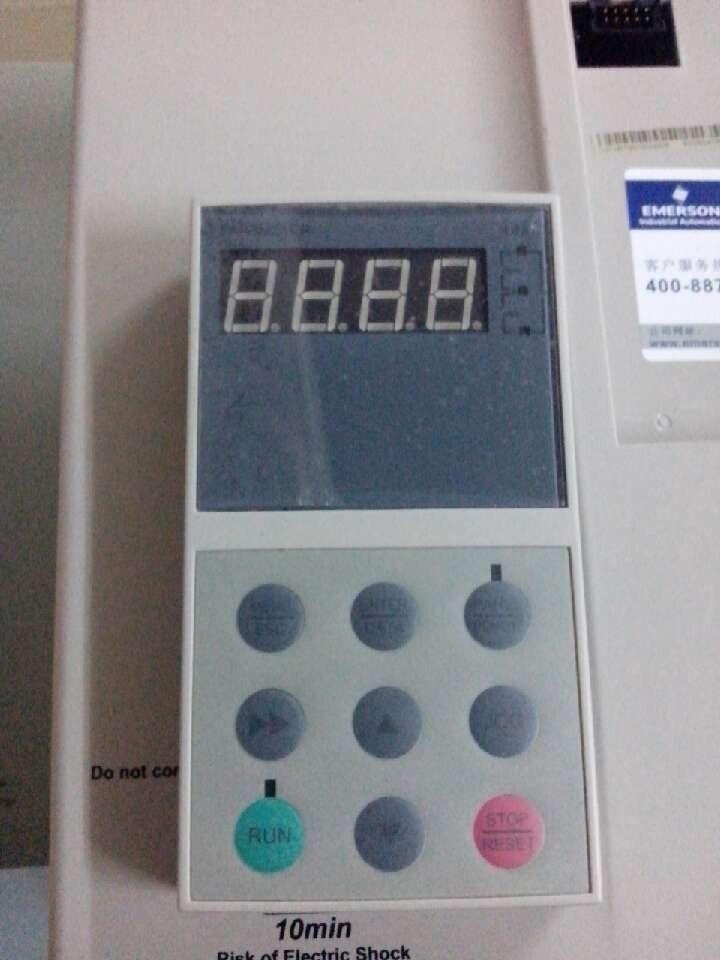 Inverter operation panel  ev2000 inverter operation panel du03 s