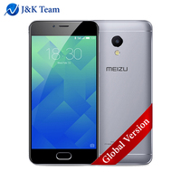 Meizu M5S International Version 3GB Ram 16 32GB Rom OTA Update LTE Mobile Phone 18W Fast