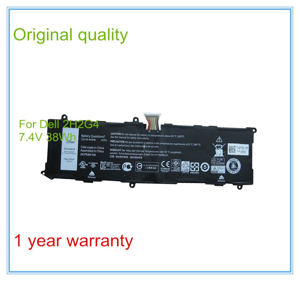 7.4V 38Wh Original <font><b>Battery</b></font> for 2H2G4 For 11 Pro <font><b>7140</b></font> Tablet 2H2G4 21CP5/63/105 2217-2548 Free Shipping image