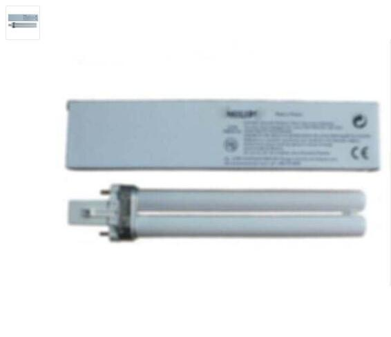 PL-S PH 9 W/01/2 P, tube de lampe UVB 9 W, traitement de photothérapie psoriasis vitiligo, ampoule 311nm à bande étroite, PLS9W/01/2 P
