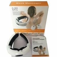 Electric Neck Massage Instrument Cervical Spine Treatment Relax Massager Multifunctional Neck Massager