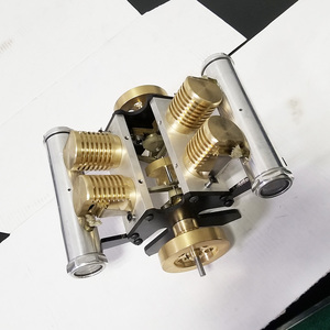 Image 4 - Stirlingmotor Model Vacuüm Aansteken Motor Model