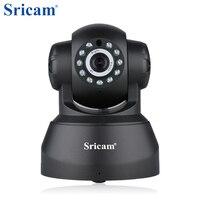 Sricam SP012 Wireless IP Camera 720P Wifi Pan Tilt Surveillance IPcam P2P Baby Monitor Support SD
