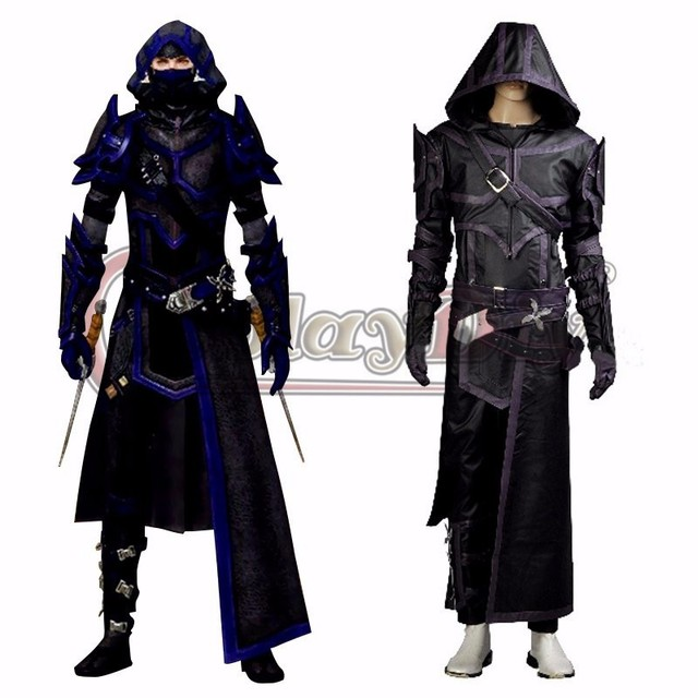 Assassin S Creed Outfit Design