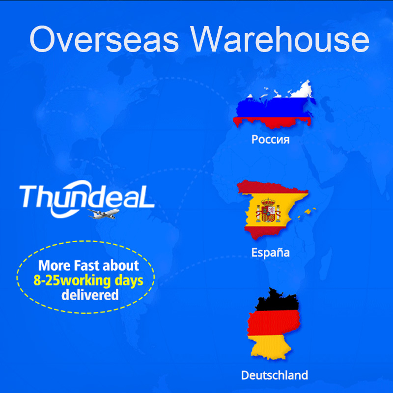 ThundeaL Projector Overseas Warehouse Express Service