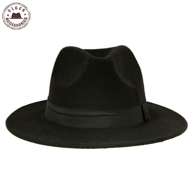placeholder Hot sale cheap unisex wool Jazz hats mens fedora hat women felt  hat cowboy panama hats ceac799caaa