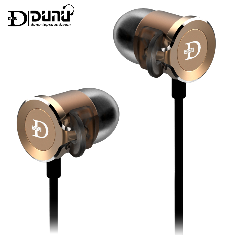 DUNU DN2000 HIFI Earphones Triple Drivers IEM Premium Hybrid 3way in-Ear earphone DN-2000 DN 2000 TOPSOUND 1