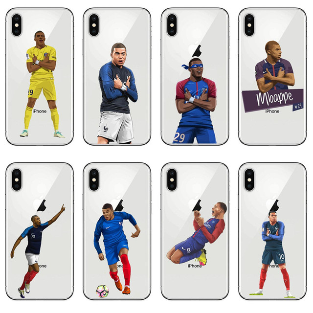 mbappe coque iphone 6