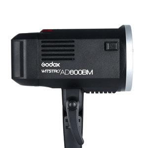Image 5 - Godox wistro ad600bm bowens 마운트 hss 1/8000 s 야외 플래시 2.4g x 시스템 내장 8700 mah 리튬 배터리 무료 가방