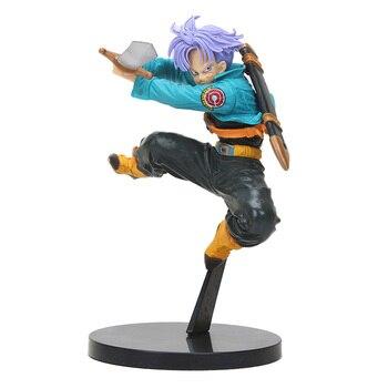 DXF Dragon Ball Z GT Action Figure – Big Trunks | 12cm
